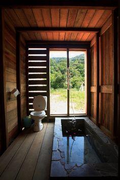 Bathroom, Chen House