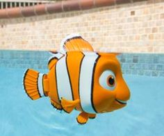 This battery powered replica of the star of Finding Nemo will race through your swimming pool or even bathtub. Disney characters are always so lovable and Nemo is one of the most popular so your kids will love to play with this.