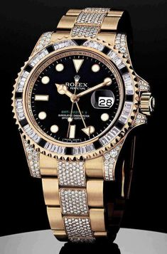 A presidential rolex, its been a dream of mine to collect luxury watches for that upscale look Army Watches, Fine Watches, Cool Watches, Rolex Watches, Stylish Watches, Luxury Watches For Men, Der Gentleman, Gold Rolex, Diamond Rolex
