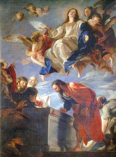 Asunción de la Virgen María, imágenes - Buscar con Google