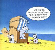 witzige Comic Gästebuch Bilder - was_soll_das_heissen__du_weisst_nicht_mehr_wo_du_den_papa_vergraben_hast.jpg - GB Pics