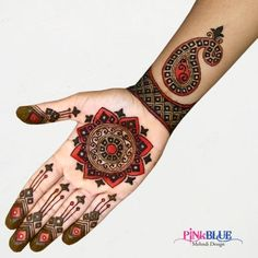 100+ Lovely & Beautiful Best Mehndi Designs for 2016! Latest mehndi designs…