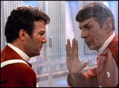 "Star Trek II: The Wrath of Khan  ""I have been and always shall be your friend. Live long and prosper..."""