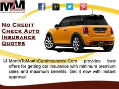 cheap car insurance for bad credit