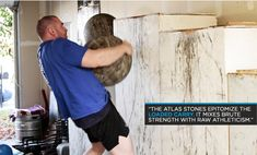 Find Your Strength: Strongman Training In Your Average Gym - Loaded Carries - Bodybuilding.com