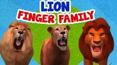 Finger Family Rhymes Lion King Cartoons for Children  https://www.youtube.com/watch?v=3ShnMgG0Sag