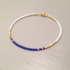 layering bracelet stack bracelet Bead friendship by ToccoDiLustro