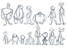 CaféCG | Portal de CG Brasileiro - www.cafecg.com.br #CharacterDesign #2D #3D #Café #coffee #drawing #disney #pixar #animation #animação #cg #vfx