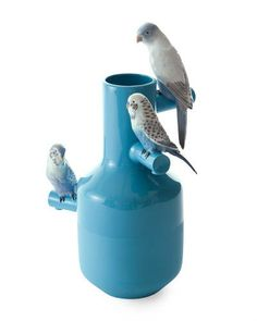 Trend Alert: Birds    Parrot Parade vase by Lladró; lladro.com.