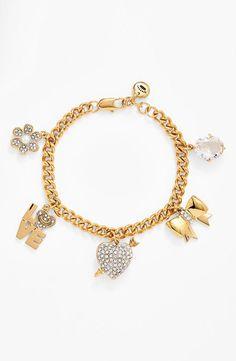 What a charming bracelet.