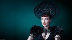 Model + MUA: La Dutchessa Headpiece, jewelry and costume:elegant curiosities (elegantcuriosities.com)