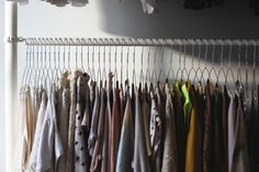 RAW Design blog: cloth rack