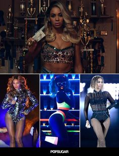 Pin for Later: 21 Ways You Can Run the World as Beyoncé This Halloween