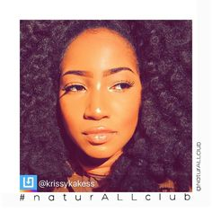 That hair  that glow we're in love with this beauty  Like her style? Then show her  love by liking this picture! ( Tap photo to see more of her)  Follow @naturallclub and be a part of the freshest community. Tag #naturallclub for feature.  #hairgoals #naturalhair #curlyhair #myhaircrush #beautyvlogger #naturalhairdaily_ #curlsaunaturel #naturalista #voiceofhair #NRsistafeature #protectivestyles #healthy_hair_journey #instastyle #naturallyshedope #hair2mesmerize #naturalhairrules #curlbox…