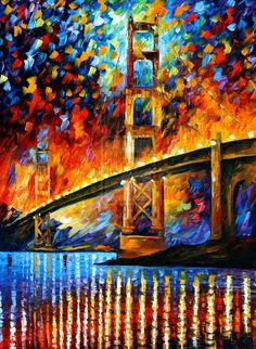 golden_gate___afremov_by_leonidafremov-d4ki8nh.jpg (900×1230)