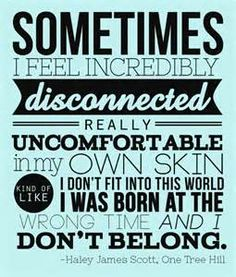 feeling disconnected quotes - - Yahoo Image Search Results
