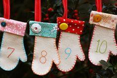 ATELIER CHERRY: Luvinhas de Natal