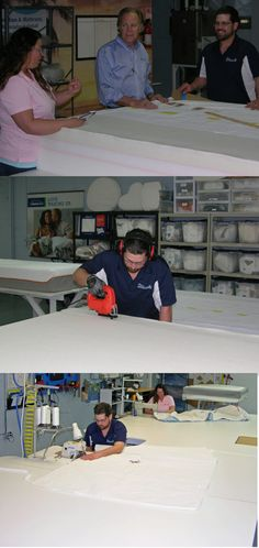 Let us 'make' your bed! Custom Mattress, Make Your Bed, Single Piece
