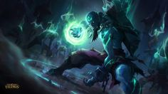 Download Zombie Ryze Skin New Splash Art 3840x2160