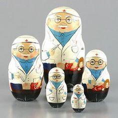 matryoshka doctor - Google Search