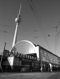 Alexanderplatz,Berlin, via Flickr.Msfiggis