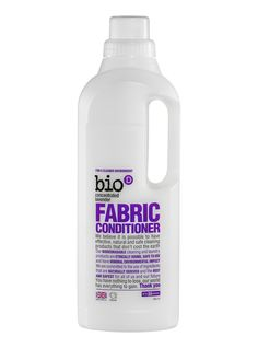 A versatile concentrated Fabric Conditioner using pure Lavender oil to leave clothes soft, static-free and delicately fragranced. For use in Automatics, Twin-tubs and for conditioning delicate fabrics by hand. Made in the UK Spray Bottle, Water Bottle, Safe Cleaning Products, Septic Tank, Biodegradable Products, Cool Things To Buy, Conditioner, Fragrance, Perfume