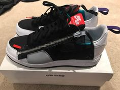 7231620b6e0775 Acronym. Acronym Acronym X Nike Air Force Size 12 - Low-Top Sneakers for  Sale - Grailed