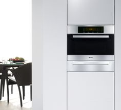 Miele Speed Oven - H4086BMSS