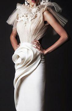 fashion in my eyes: Flawless Krikor Jabotian dresses