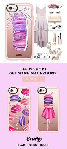 """""""Life is Short, get some Macaron."""" 