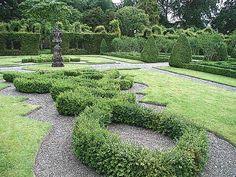 Hedge shape ideas