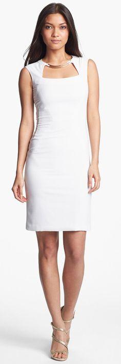 BCBGMAXAZRIA Sheath Dress Sheath Dress #ladiesdress #alex2578923…