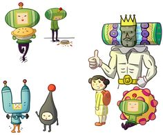 New 'Katamari' Comic Launches Today On ShiftyLook - ComicsAlliance | Comic book culture, news, humor, commentary, and reviews