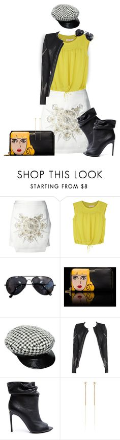 """Who you are"" by md-louber ❤ liked on Polyvore featuring Yohan Kim, See by Chloé, Prada, Eugenia Kim, Allegra and ZoÃ« Chicco"