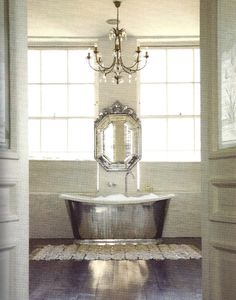 Master bathroom... Love it!