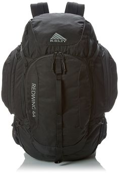 Amazon.com : Kelty Redwing 44 Backpack - Black : Internal Frame Backpacks : Sports & Outdoors