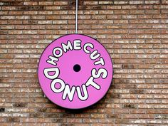 Among the many things I did not appreciate about my hometown of Joliet when I still lived there, there is Homecut Donuts . Joliet Illinois, Meal Recipes, Route 66, Ox, Some Fun, Donuts, Dinners, Childhood, Bucket
