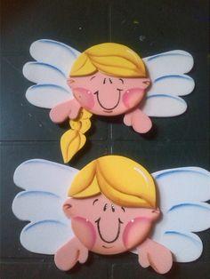 ANGELITOS DE FOAMI 15CM