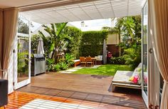 Bondi child friendly garden design