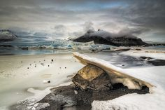 Icelandic Landscapes Tony Prower