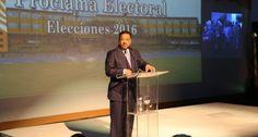 Con proclama JCE queda abierta campaña electoral