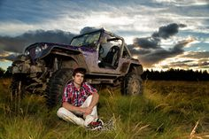 Coolest senior pic ever with a guy posing with his mud bogging jeep Senior Pic Ideas For Guys Spokane Photography Jeep Senior Pics Boy Senior Portraits, Senior Boy Poses, Photography Senior Pictures, Man Photography, Senior Guys, Outdoor Photography, Senior Year, Senior Session, Male Senior Pictures