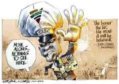 CARTOON: The SABC's Chief Propagandist Move Along, Movies, Cartoons, Movie Posters, News, Films, Animated Cartoons, Cartoon, Film Poster
