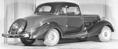 The 1930s was a decade of variety and change for the Hudson car company. Read about the Hudson cars of 1934, 1935  and 1936 in this article.
