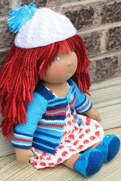 Waldorf Doll - Etsy