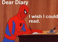 Dear Diary part 2.