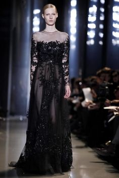 Elie Saab Spring Summer Couture 2013 Paris