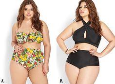 3c4f1c81fe6 152 Best Plus Size Swimwear images in 2018   Plus size swimsuits ...