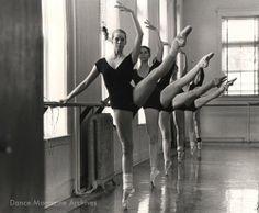 #tbt Ballerina Patri