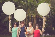 Birds of a Feather Events Photos, Wedding Planning Pictures, Texas - Dallas, Ft. Worth, bridesmaids, balloons, unique wedding ideas, tassels, wedding design